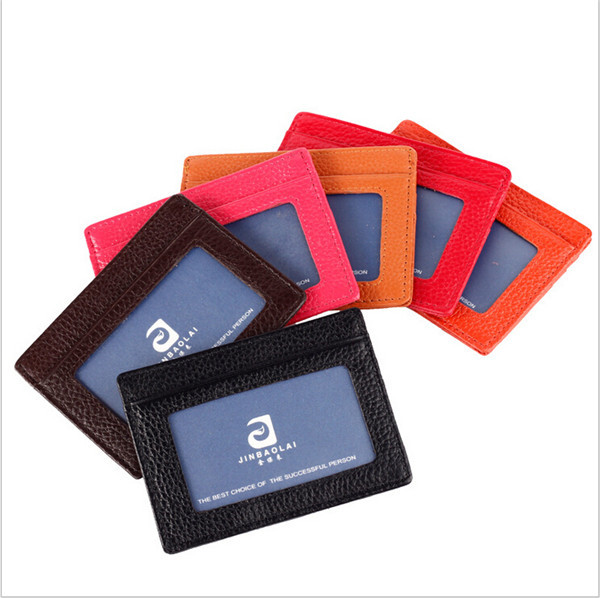 leather card holder leather gifts